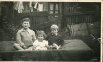 Clive, David & Rosie