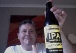 Harrington Hop Tremor IPA - I look excited!