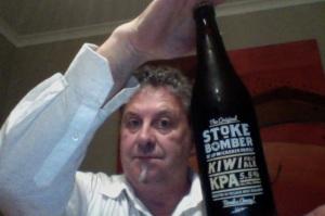 Kiwi Pale Ale - Stoke Bomber