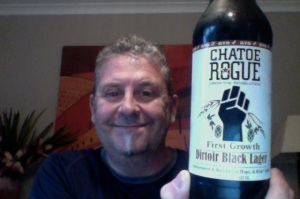 Chatoe Rogue - First Growth - Dirtoir Black Lager