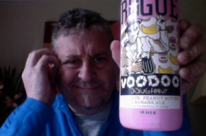 Rogue- Voodoo Doughnut - Chocolate Peanut Butter Banana Ale