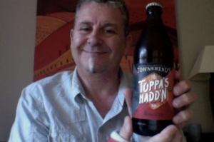 Townshend - Toppa's Hadd'n