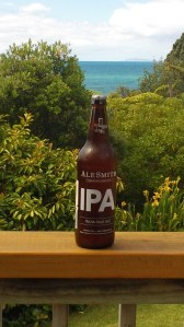 AleSmith - IPA an unspoilt view