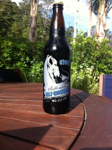Stone - Sublimely Self Righteous Ale