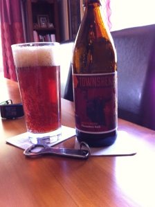 Townshend Ned's Head Flaunders Red