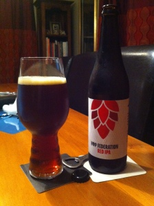 Hop Federation Red IPA