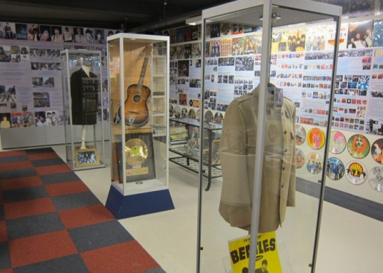 Beatles Museum Alkmaar Holland