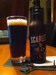 Speakeasy Scarlett Red Rye