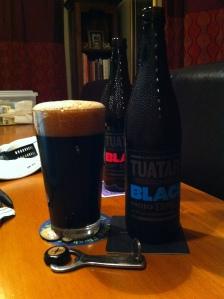 Tuatara Black Mojo