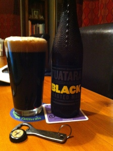 Tuatara - Black, the Toasted Malt version