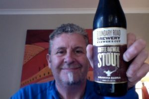 Boundary Road Arabica Dabra Coffee Oatmeal Stout