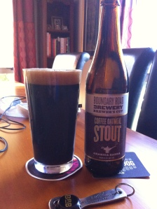 Boundary Road - Arabica Dabra Coffee Oatmeal Stout
