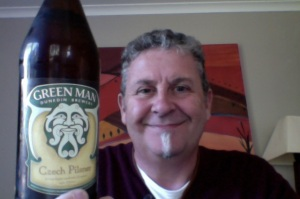 Green Man - Czech Pilsner