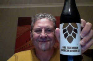 Hop Federation - American Brown Ale