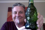 I win the beer in a comedy bottle comp