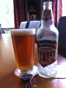 Badger Fursty Ferret