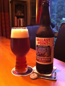 Ballast Point Tongue Buckler