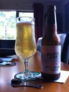 Yeastie Boys White Noise