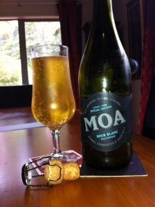 Moa Special Reserve Sour Blanc