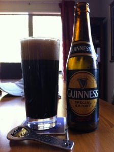 Guinness Special Export (John Martin - Belgium)