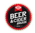 Beer and Cider awards logo