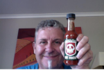 And there indeed is the Hot Zombie Sauce!