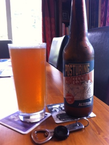 Altitude Posturing Professional Pale Ale