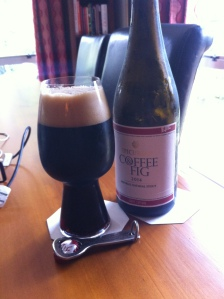 Epicurean Coffee and Fig Oatmeal Stout