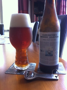 Harrington's Brewers' Selection India Pale Ale