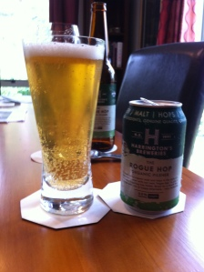 The Rogue Hop Organic Pilsner - can