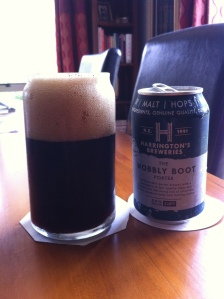 Wobbly Boot Porter Ale