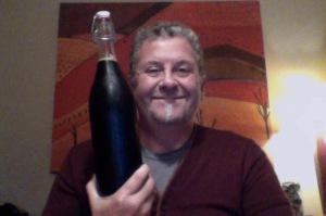 Dark beer, unlike my hair with looks like it needs some dark added.