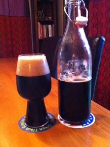 Tuatara WCF Chocolate stout