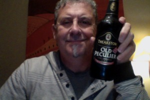 Old Peculiar with his old Peculier