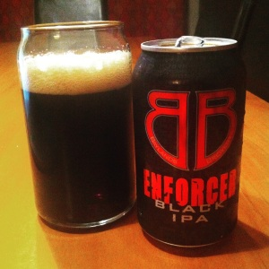Baylands Enforcer BLACK IPA