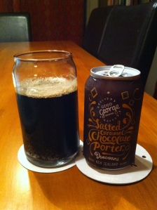 Good George - Salted Caramel Chocolate Porter copy