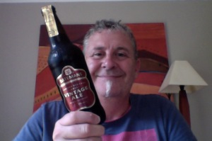 Old Bloke with old ale
