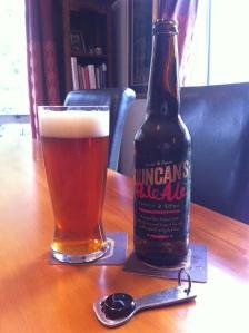 Duncan's PAle Ale