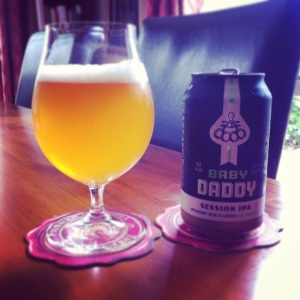 Speakeasy - Baby Daddy Session IPA