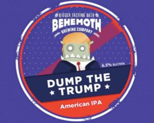 #DumpTheTrump