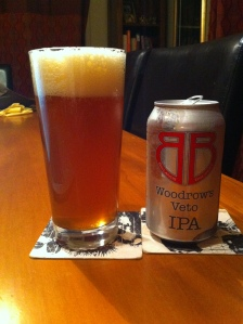 Woodrows Veto IPA