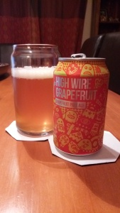 Magic Rock Highwire Grapefruit
