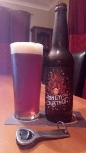 Outlier Cartel - Honey Chestnut IPA