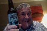 Lika a man who's had a beer...