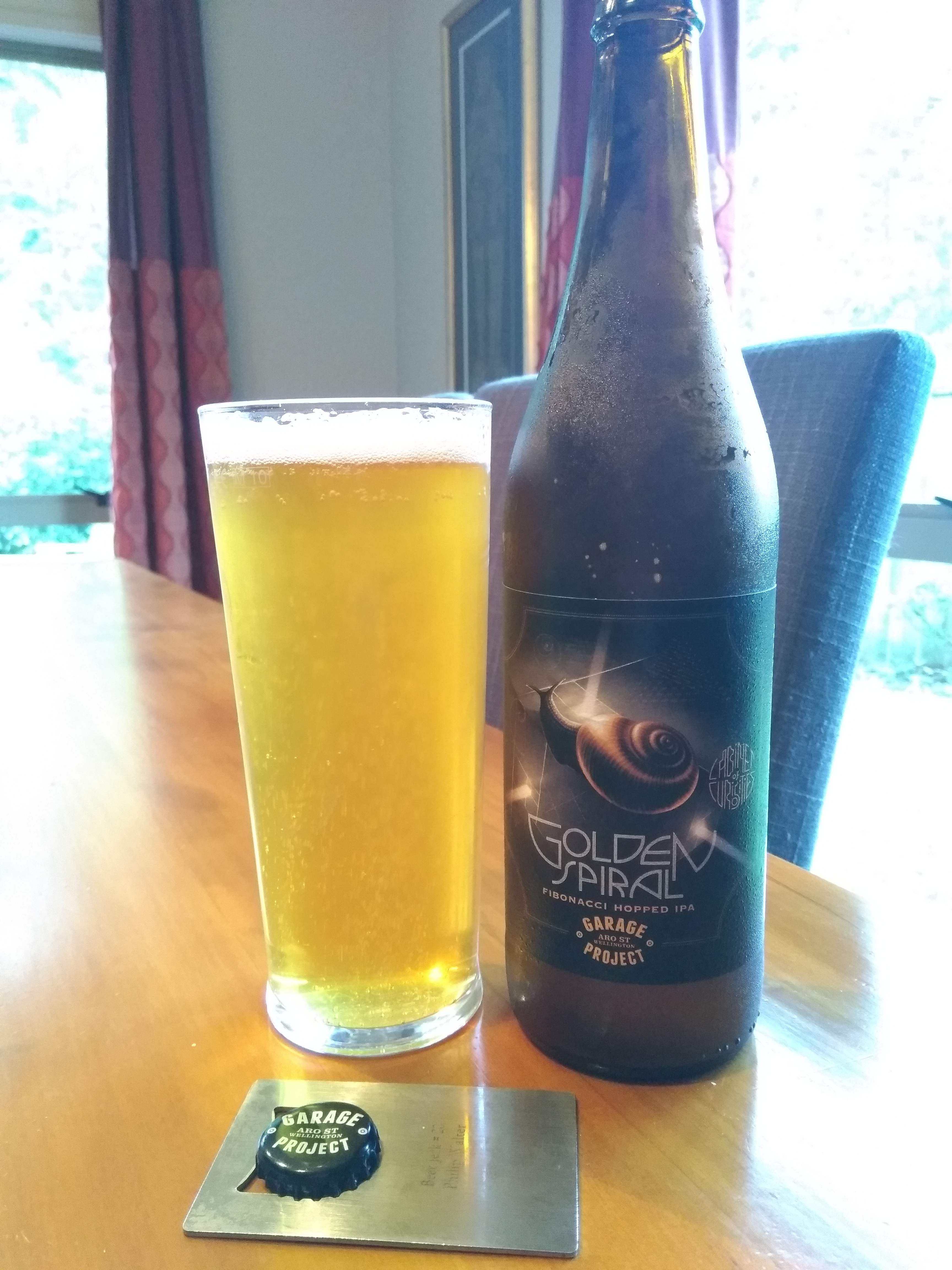 Beer 1044 Garage Project Golden Spiral A Life Just As Ordinary